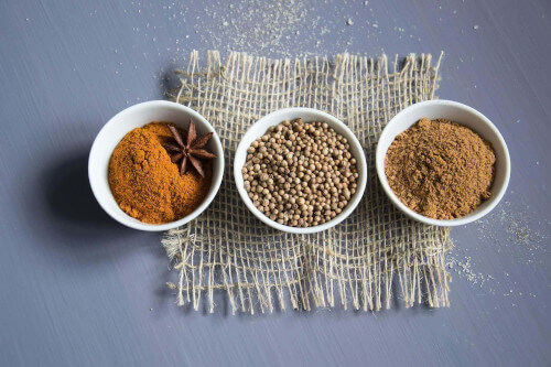 Как специи влияют на уровень антиоксидантов